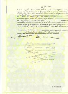 geboortebewijs