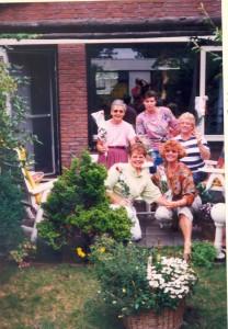 Annie Jean Mieke Trees Agnes